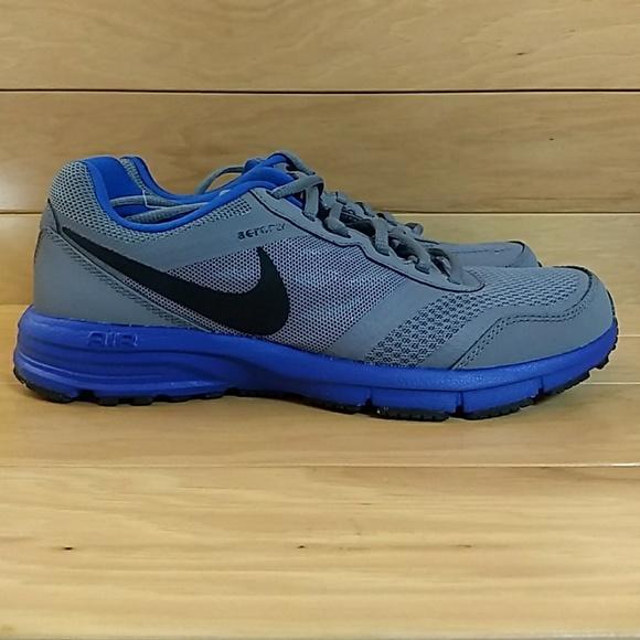najlepszy design kup tanio Nowa lista NEW Nike Air Relentless 4 Cool Grey Blue Shoe NWT